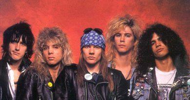 Guns N' Roses hikayesi film oluyor!