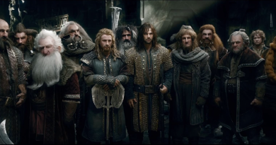 """Hobbit: Battle of the Five Armies""den son fragman"