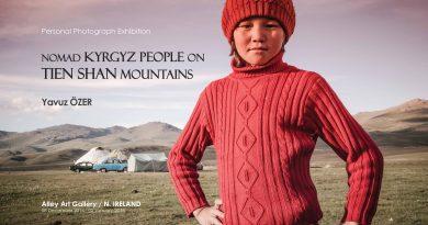Yavuz Özer'in fotoğraf sergisi 8 Aralık'ta Kuzey İrlanda'da açılıyor
