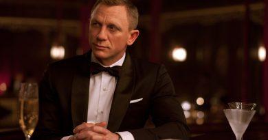 """Yeni Bond filmi """"Spectre""""den ilk poster yayınlandı!"""