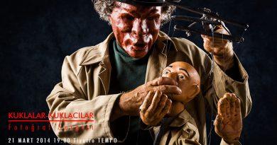 KUKSADER'in Dünya Kuklalar Günü sergisi 21 Mart'ta açılıyor