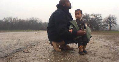 """Kanye West'ten duygusal klip: """"Only One"""""""