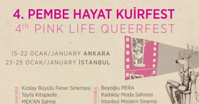 4. Pembe Hayat KuirFest'in ilk teaser'ı yayınlandı!