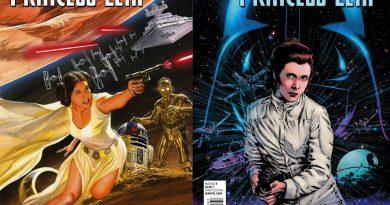 """Marvel'ın """"Princess Leia"""" çizgi romanının ilk sayısı önümüzdeki hafta çıkıyor!"""