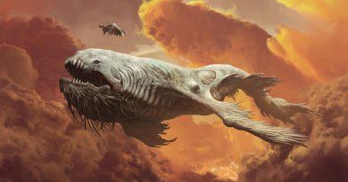 """Ruairi Robinson'ın """"The Leviathan""""ıyla tanışın!"""