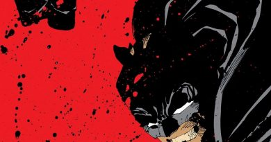 """Frank Miller'ın """"The Dark Knight III: The Master Race"""" çizgi romanı, bu sonbaharda geliyor!"""