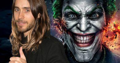 David Ayer, Jared Leto'nun Joker'ini 'kısa' bir şekilde tanımladı