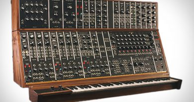 Moog'un efsanevi synthesizerları geri dönüyor