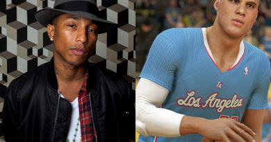 """NBA 2k15""in müzikleri Pharrell Williams'tan"