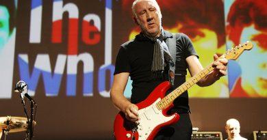 The Who gitaristi Pete Townshend, MusiCare'in verdiği 2015 Stevie Ray Vaughan Ödülü'nü alacak