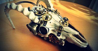 Web Galeri: Robot Geisha