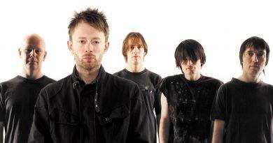 …ve Radiohead stüdyoda!