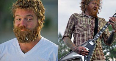 Ryan Dunn'ın biyografik filminde başrol Mastodon gitaristi Brent Hinds'in!