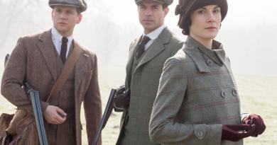 """""""Downton Abbey"""" beşinci sezonuyla 21 Eylül'de dönüyor"""
