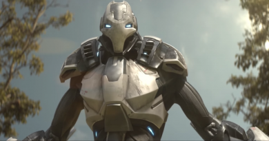 """""""Iron Giant""""tan esinlenilmiş bir kısa film: """"ENVOY"""""""