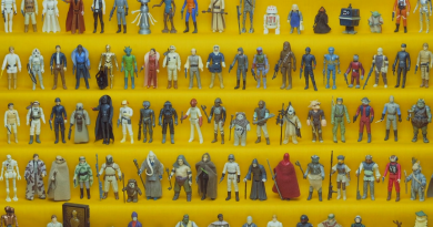 """""""Star Wars"""" oyuncakları hakkında bir belgesel: """"Plastic Galaxy"""""""