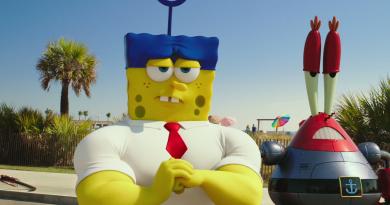 """The SpongeBob Movie: Sponge Out Of Water""dan ikinci fragman geldi!"