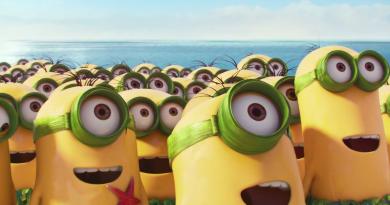 """Despicable Me"" spin-off'u ""Minions"", 2015 yazında vizyonda"