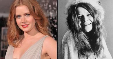 "Amy Adams, ""Get it While You Can""de Janis Joplin'i canlandıracak"