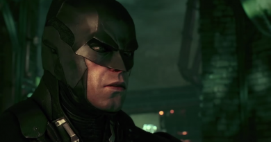 """Yeni Batman oyunu """"Arkham Knight""""tan bir tanıtım klibi daha"""