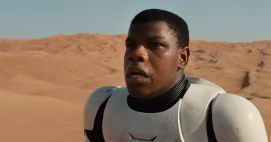 "Yeni ""Star Wars"" filmi ""The Force Awakens""tan ilk fragman!"