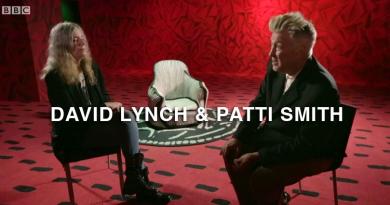 Video: Patti Smith ve David Lynch Encounter'da