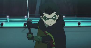 """""""Batman vs Robin"""" animasyonundan ilk fragman geldi!"""