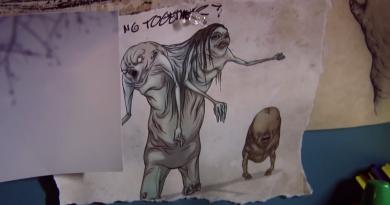 Alex Pardee'nin canavar illüstrasyonlarından yola çıkan bir korku filmi: ¨Digging Up The Marrow¨