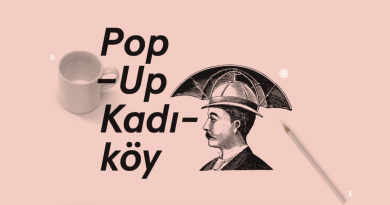 Pop-Up Kadıköy Tasarım Pazarı'nın ikincisi 8 Şubat'ta arkaoda'da!