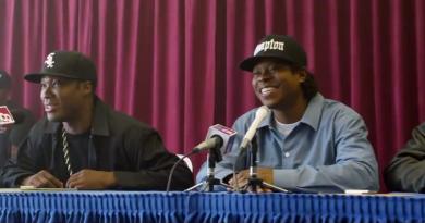"""N.W.A.'in hikayesini anlatan """"Straight Outta Compton""""dan fragman geldi!"""