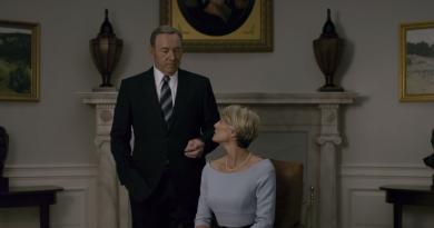 """""""House of Cards""""ın üçüncü sezonu 27 Şubat'ta başlıyor"""