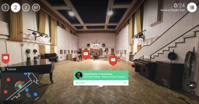 Artık Google'la Abbey Road Stüdyoları'nı gezebilirsiniz!