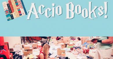 """The Harry Potter Alliance'tan dünya çapında bir kitap bağış kampanyası: """"Accio Books"""""""