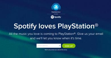 Sony, Playstation Music servisi için Spotify ile anlaştı