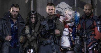 """""""Suicide Squad"""" filminin çekimlerinden ilk görüntüler yayınlandı!"""