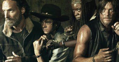 """Beşinci """"The Walking Dead"""" sezonundan bir fragman daha"""