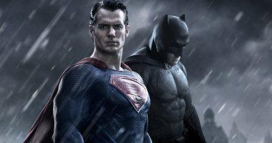 """Batman v Superman: Dawn Of Justice""ten 20 saniyelik teaser"
