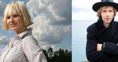 "Sia ve Beck'ten ""Annie"" için ortak çalışma: ""Moonquake Lake"""