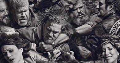 """Sons Of Anarchy""nin final sezonundan ilk fragman"