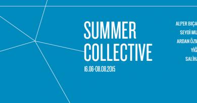 "Artnext İstanbul'da sezon sonu sergisi: ""Summer Collective"""