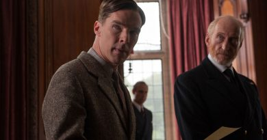 "Benedict Cumberbatch'li ""The Imitation Game""den yeni fragman"