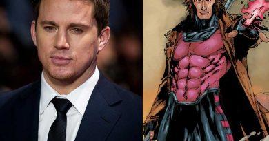 "Channing Tatum, Marvel'ın ""Gambit""i olacak"