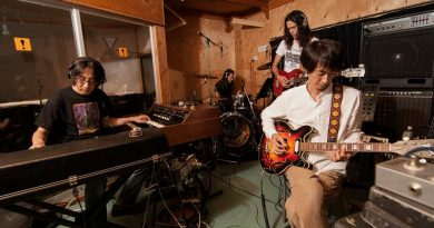 Masaki Batoh'un yeni grubu The Silence, ilk albümünü yayınlıyor