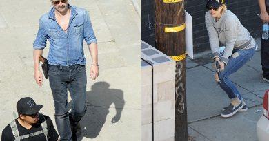 """""""True Detective"""" ikinci sezon setinden ilk fotoğraflar!"""