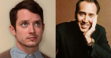 """Elijah Wood ve Nicolas Cage """"The Trust"""" için bir araya gelecek"""