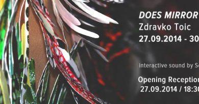 Zdravko Toic'in ilk İstanbul sergisi bu akşam Space Debris'te açılıyor