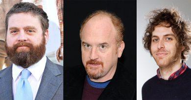 Zach Galifianakis, Louis C.K. ve Jonathan Krisel'in ortak dizisi 2016'da FX'te